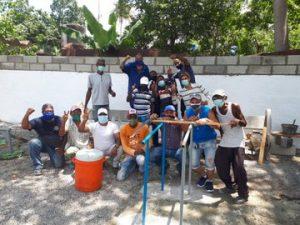 Desde el municipio habanero de Guanabacoa, poniendo el corazón a los barrios y comunidades.